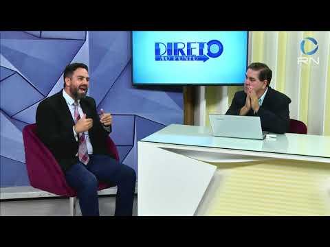 Sérgio Pires entrevista o deputado Léo Moraes - Gente de Opinião