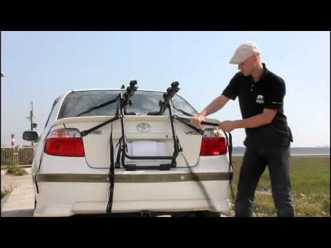 BN'B RACK - Installation Video - BC-6418-3KN (Sedan)