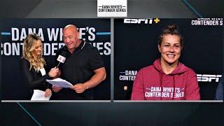 Dana White Announces UFC Contract Winners | Week 3 - Contender Series Season 5
