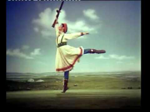 The Chinese Dance《草原女民兵》/Grassland Female Militia.