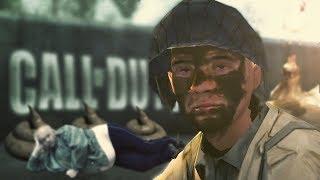 О чем была первая Call of Duty?