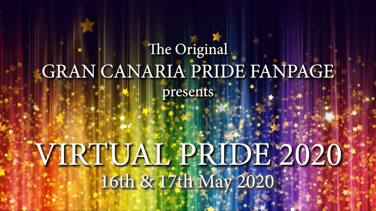 The Intro film for our very own Virtual Pride 2020