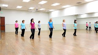 Senorita La La La   Line Dance (Dance & Teach In English & 中文)