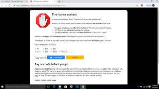 how to install adblock for google chrome free - मुफ्त