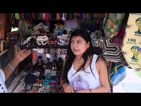 Video Evangelism Example: Witnessing To A Souvenir Vendor