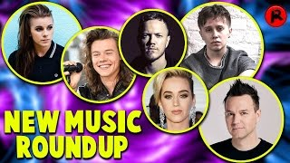 Harry Styles, Blink-182, HAIM, All Time Low, Nothing But Thieves, PVRIS, + More! (Review Roundup)