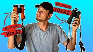 Top-Ferngläser im Vergleich | NL Pure 10x42 & NL Pure 10x32 | Review