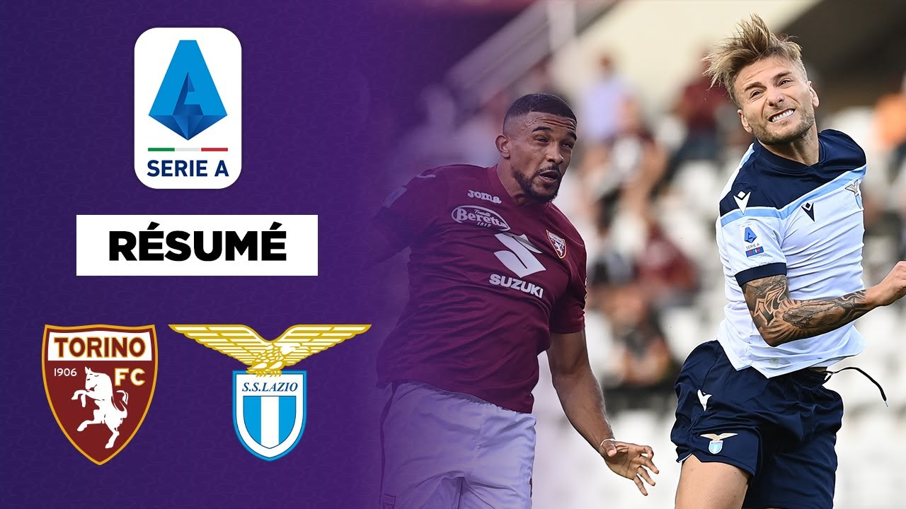 🇮🇹 Résumé - Serie A : Ciro Immobile sauve la Lazio en fin de match face au Torino