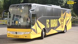Kairat Inside: «Кайрат» - «Жетысу»