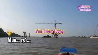Karaoke vọng cổ BẾN SÔNG QUÊ - ĐÀO[T/g Bông Dừa - Minh Đăng]
