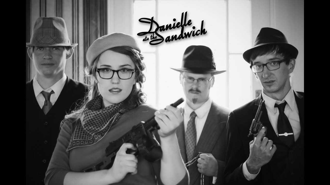 Faith In A Man (original ukulele song by Danielle Ate The Sandwich-OFFICIAL)