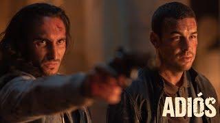 Sony Pictures Entertainment ADIÓS. Persecución en las Tres Mil. En cines 22 de noviembre. anuncio