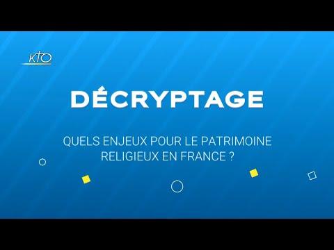 Quels enjeux pour le patrimoine religieux en France ?