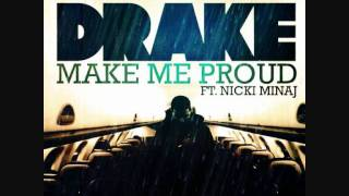 Drake ft. Nicki Minaj, J. Cole & Kanye West - Make Me Proud Remix