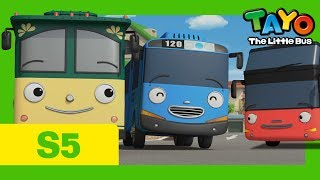 Tayo S5 EP18 l Lolly, the new city tour bus l Tayo the Little Bus
