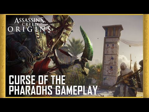 Assassin's Creed Origins: Curse of the Pharaohs Gameplay and Details | UbiBlog | Ubisoft [US] thumbnail