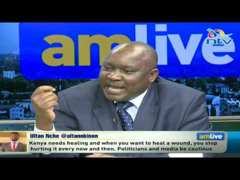 Roadmap to mending political rift after divisive poll - #AMLiveNTV