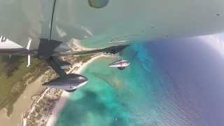 preview picture of video 'Arriving Pittstown Point Landing Crooked Island Bahamas'