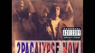 Tupac - Tha Lunatic (2Pacalypse Now Track 11)