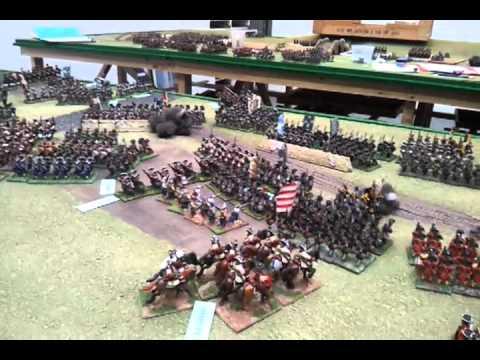 Battle of Malplaquet at the WHC Final