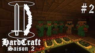 HardCraft S2 - Ep 2 - EnderDragon ! (Minecraft Survival)