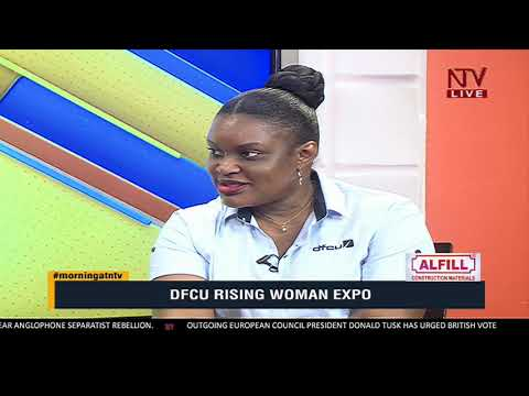 TAKE NOTE: DFCU Rising Woman Expo