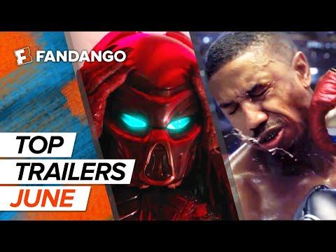 Top New Trailers – June 2018