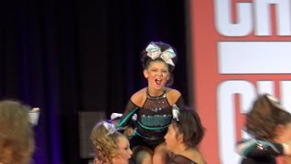 Cheer Extreme Crush WINS in NEW YORK ~ Cheer Alliance Jr Coed Champions 2016