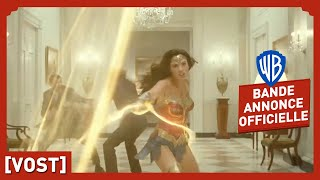Wonder Woman 1984 - Bande Annonce Officielle (VOST) - Gal Gadot / Chris Pine