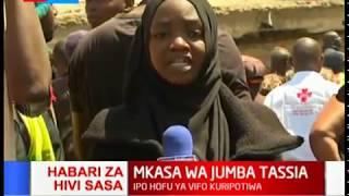 Watu zaidi ya 46 waripotiwa kunaswa kwenye jumba la ghorofa sita lililoporomoka Nairobi