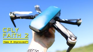 CFly Faith 2 Camera Drone - Has it Improved? Review