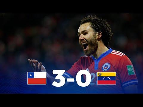 Chile vs Venezuela</a> 2021-10-15