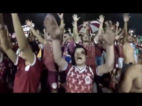 """""""Tiva estaremos contigo"""" Barra: Grenamor • Club: Desportiva Ferroviária"""