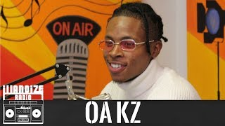 OA KZ on meaning of name, consistency, Playa Chronicles and more | iLLANOiZE Radio