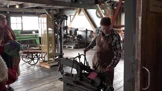 Mike the Britannia Shipyards' Mechanic