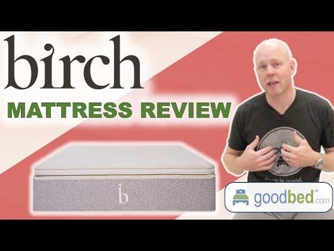 Birch Mattress Review VIDEO