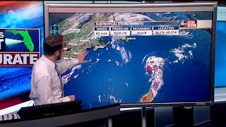 Subtropical Storm Ernesto forms | Tracking the Tropics