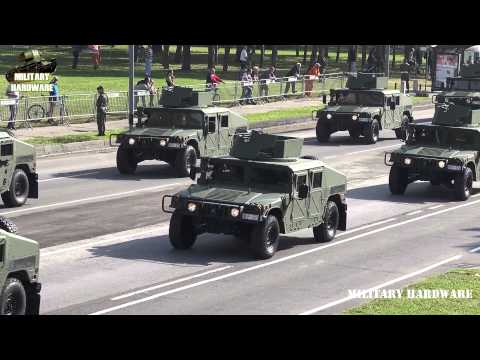 Remarkable Army Humvees
