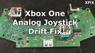 Xbox One Analog Joystick Drift Fix