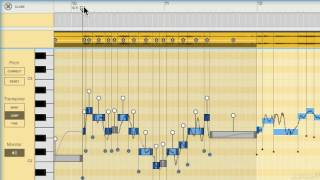 Reason FastTrack 100: Reason 9 New Features - 12. Pitch Editing Overview
