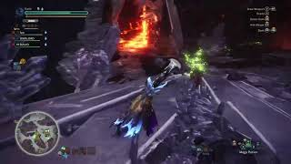 Mhw A Fiery Convergence Sos Hunt