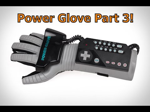 Live Hack! The Saga Continues...The Wireless Power Glove!