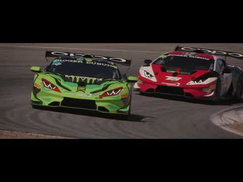 Sights and Sounds: 2018 Lamborghini Super Trofeo North America at WeatherTech Raceway Laguna Seca