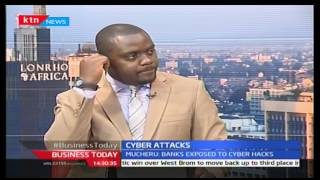 Business Today 18th May 2017 - [Part 2] - Analysis about Kenya's Internet Security