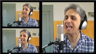 How To Sing a cover of Run For Your Life Beatles Vocal Harmony