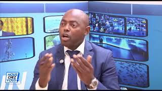 Interview du fondateur de l'Union des Camerounais de l'Étranger (Canal2)