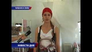 Палаточный лагерь -Самородово- стал легендой у подростков