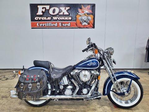1999 Harley-Davidson FLSTS Heritage Springer® in Sandusky, Ohio - Video 1