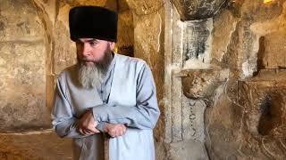 Муфтий ЧР Салах-Хаджи Межиев посетил пещеру, в которой укрылись Асхаб уль-Кахф (أصحاب الكهف — обита