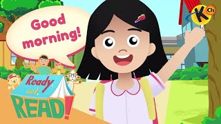 Grade 1 English | Being Polite | Ready, Set, Read!